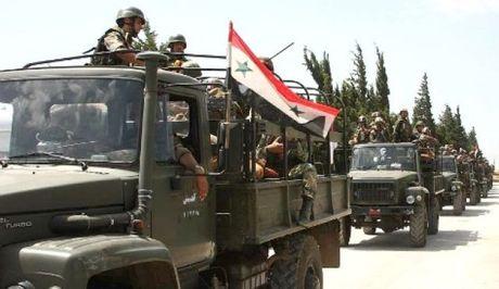 Quan doi Syria giam hoat dong khong kich o Aleppo - Anh 2