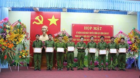Cong an Tay Ninh ky niem 55 nam Ngay truyen thong PCCC - Anh 1