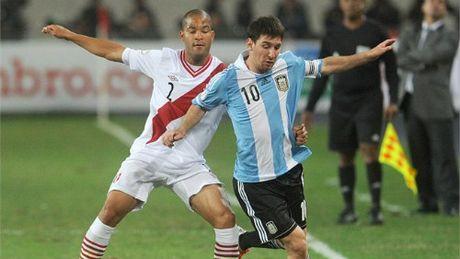 Peru – Argentina: Cam bay o Lima - Anh 2
