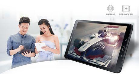 "Galaxy Tab A (2016) voi but S Pen - Diem ""nong"" tren thi truong tablet nua cuoi 2016 - Anh 3"