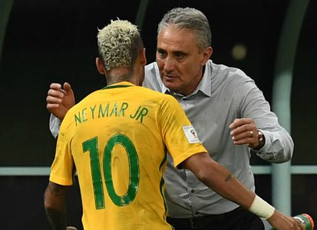 Brazil – Bolivia: Dau tau Neymar - Anh 1