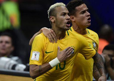 Brazil – Bolivia: Dau tau Neymar - Anh 2