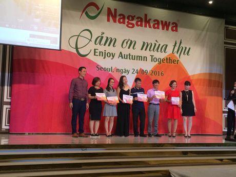Nagakawa Viet Nam to chuc thanh cong hoi nghi tri an khach hang tai Han Quoc - Anh 2