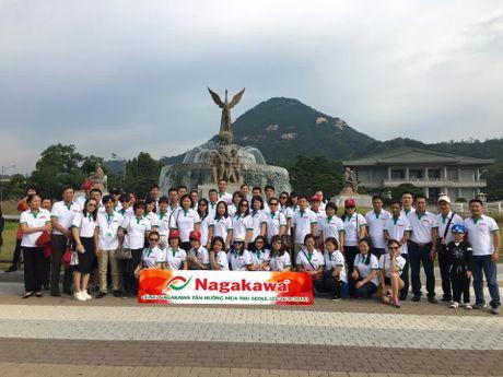 Nagakawa Viet Nam to chuc thanh cong hoi nghi tri an khach hang tai Han Quoc - Anh 3
