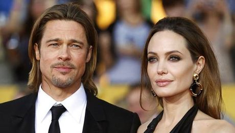 'Tach' khoi Brad Pitt, me con Angelina Jolie phai tri lieu tam ly - Anh 1