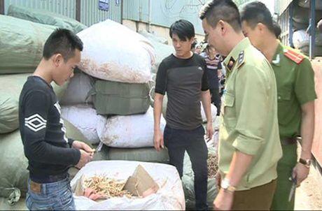 Tam giu 5 ta duoc lieu khong ro nguon goc - Anh 1
