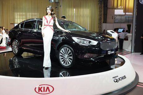 5 mau xe 'khong phai de ban' tai Trien lam o to Viet Nam 2016 - Anh 5