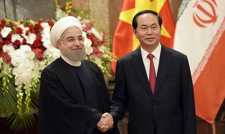 Iran muon dau tu nganh loc hoa dau cua Viet Nam - Anh 1