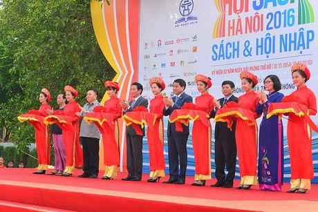 Nhon nhip hoi sach Ha Noi 2016 - Anh 2
