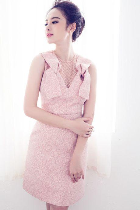 Angela Phuong Trinh 'ghi diem' voi ve dep ngot ngao day nu tinh - Anh 4