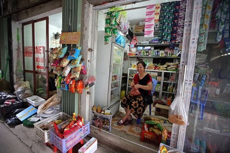 Bloomberg: Samsung giup nong dan Viet Nam kiem nhieu tien hon ca nhan vien ngan hang - Anh 1