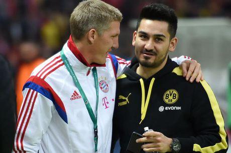 Sao Man City da kich Man United, Mourinho vi Schweinsteiger - Anh 1