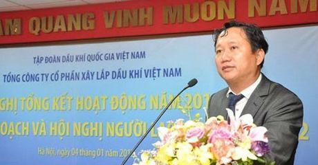 Doanh nghiep 24h: Chinh thuc quyet dinh thanh tra PVC - Anh 1