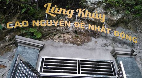 Lung Khuy – cao nguyen de nhat dong - Anh 1