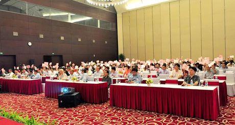 Tong Cong ty Tu van Xay dung Viet Nam (VNCC) ra mat Ban lanh dao moi - Anh 2