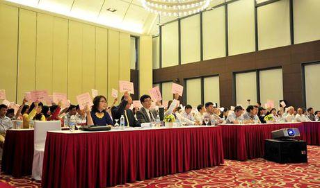 Tong Cong ty Tu van Xay dung Viet Nam (VNCC) ra mat Ban lanh dao moi - Anh 3