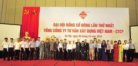 Tong Cong ty Tu van Xay dung Viet Nam (VNCC) ra mat Ban lanh dao moi - Anh 4