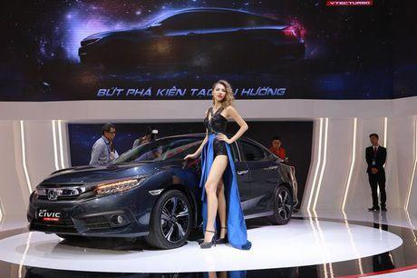 Tam diem Civic moi o gian hang Honda Viet Nam - Anh 2
