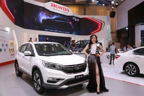 Tam diem Civic moi o gian hang Honda Viet Nam - Anh 5