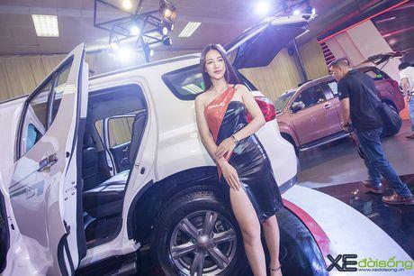 Kham pha SUV dac biet Isuzu mu-X Limited gia 990 trieu dong - Anh 6