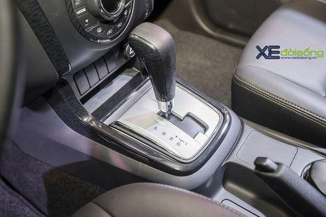 Kham pha SUV dac biet Isuzu mu-X Limited gia 990 trieu dong - Anh 9