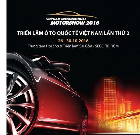 19 thuong hieu xe hang dau the gioi tham du VIMS 2016 - Anh 1
