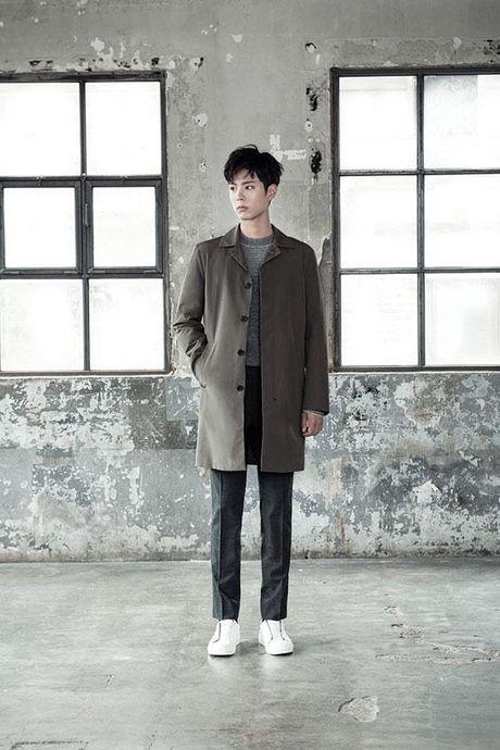 Chan lam The tu, Park Bo Gum lam doanh nhan dep trai - Anh 11