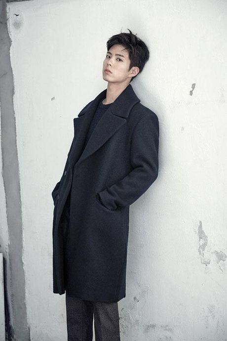 Chan lam The tu, Park Bo Gum lam doanh nhan dep trai - Anh 12