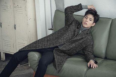Chan lam The tu, Park Bo Gum lam doanh nhan dep trai - Anh 13