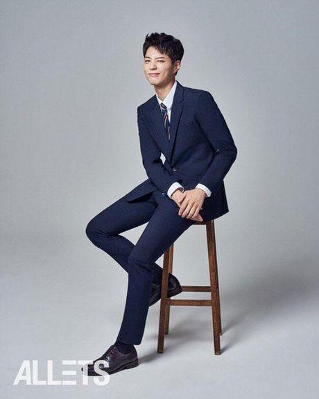 Chan lam The tu, Park Bo Gum lam doanh nhan dep trai - Anh 3