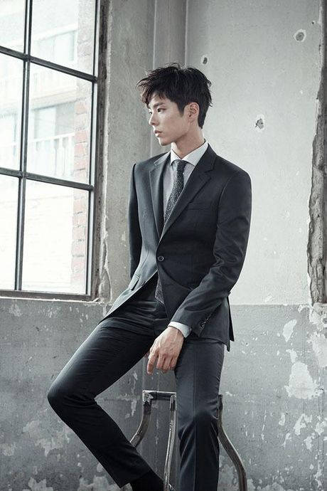 Chan lam The tu, Park Bo Gum lam doanh nhan dep trai - Anh 5