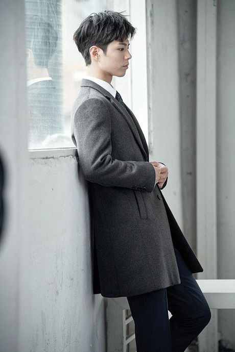 Chan lam The tu, Park Bo Gum lam doanh nhan dep trai - Anh 9