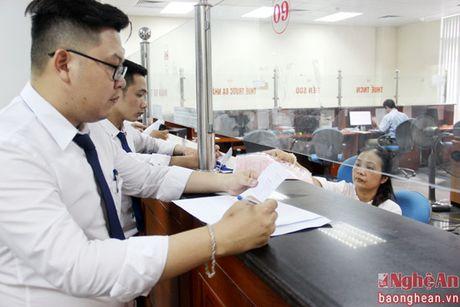 TP Vinh thu ngan sach dat gan 1.500 ty dong - Anh 1