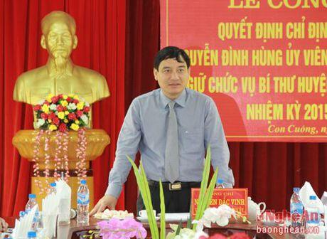 Con Cuong co tan Bi thu Huyen uy - Anh 3