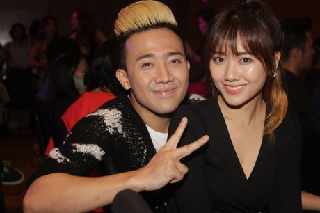 Tran Thanh, Hari Won tinh tu du tiec - Anh 1