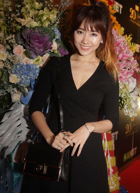 Tran Thanh, Hari Won tinh tu du tiec - Anh 3