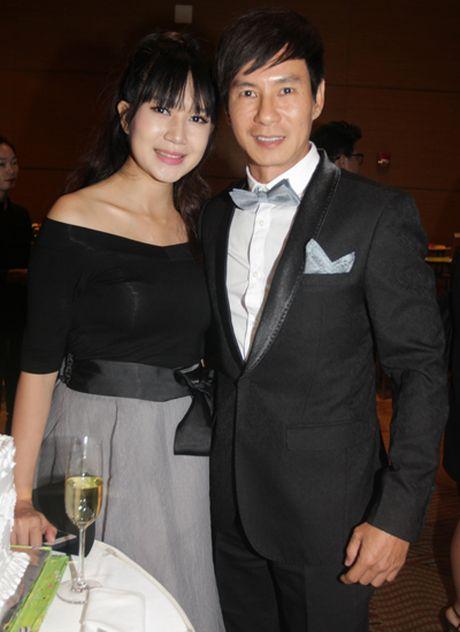 Tran Thanh, Hari Won tinh tu du tiec - Anh 9