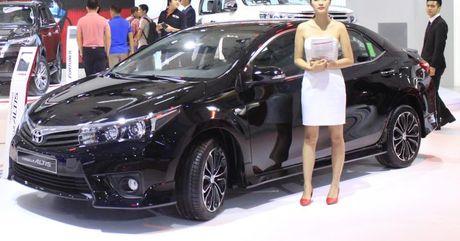 Toyota Viet Nam mang gi den trien lam o to? - Anh 2