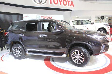 Toyota Viet Nam mang gi den trien lam o to? - Anh 5