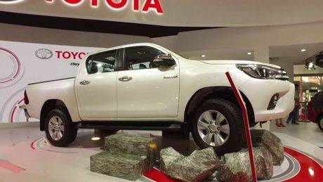 Toyota Viet Nam mang gi den trien lam o to? - Anh 6