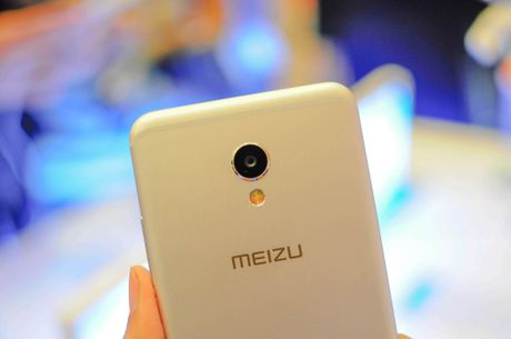 Meizu MX6 bat ngo lo dien tai Viet Nam - Anh 1