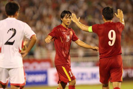 'Liveshow' cua nguoi HA. Gia Lai, Viet Nam thang dep Trieu Tien 5-2 - Anh 2
