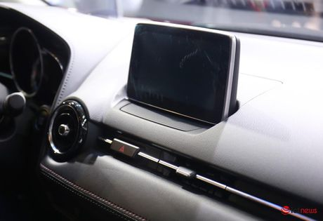 Chi tiet Mazda CX - 3 vua ve Viet Nam - Anh 11