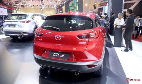 Chi tiet Mazda CX - 3 vua ve Viet Nam - Anh 2