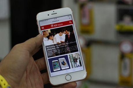 iPhone 6S/6S Plus giam gia den 3-4 trieu dong/chiec - Anh 1
