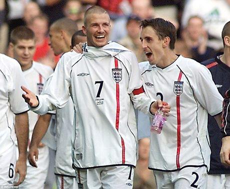 15 nam truoc,Beckham da tao nen khoanh khac bung no nay - Anh 10