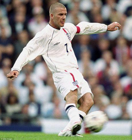 15 nam truoc,Beckham da tao nen khoanh khac bung no nay - Anh 4