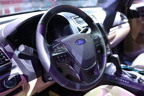 Ford Explorer, chiec SUV hang sang kieu My - Anh 3