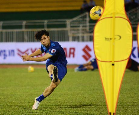 Cong Phuong, Tuan Anh co co hoi da chinh truoc Trieu Tien - Anh 3