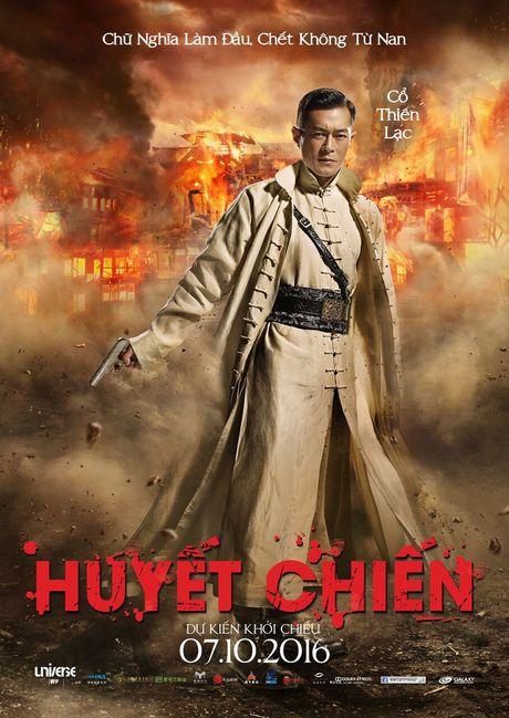 Dan sao hanh dong noi tieng Hong Kong doi dau trong phim moi - Anh 1